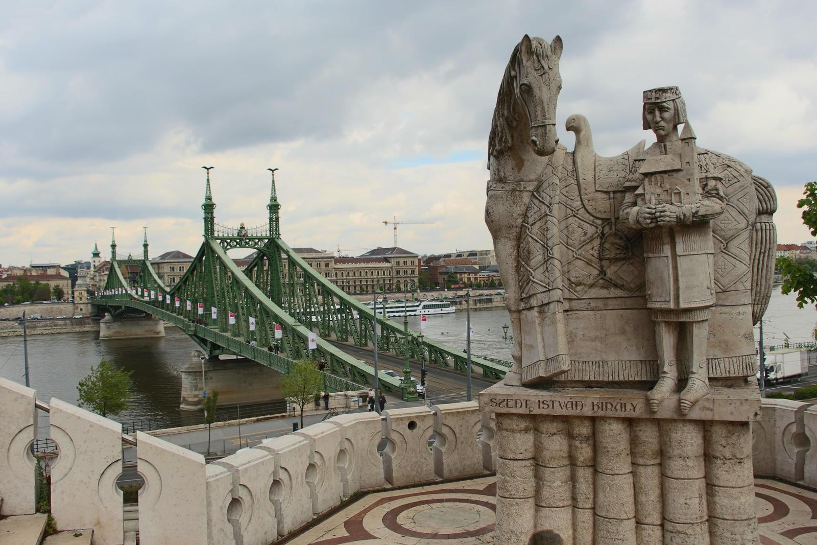 Le bords du Danube